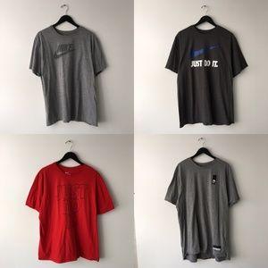 Nike Size XXL 2XL T-Shirt Lot